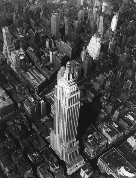 Empire State Building「Aerial Empire State」:写真・画像(13)[壁紙.com]
