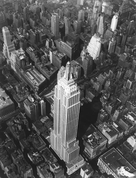 Aerial Empire State:ニュース(壁紙.com)