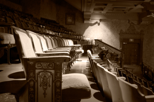 Opera「aged seats」:スマホ壁紙(17)