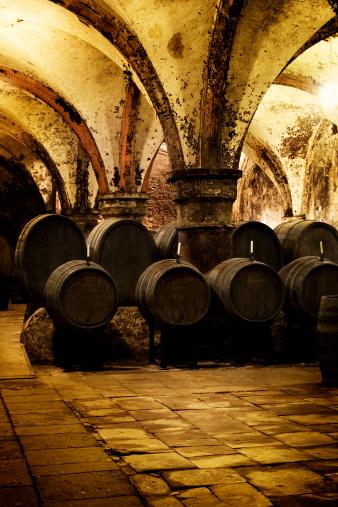 Abbey - Monastery「Medieval wine cellar」:スマホ壁紙(2)