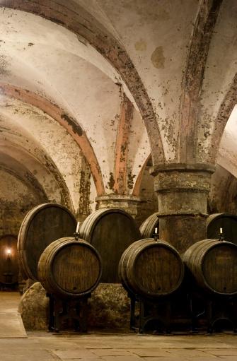 Abbey - Monastery「Medieval wine cellar」:スマホ壁紙(4)
