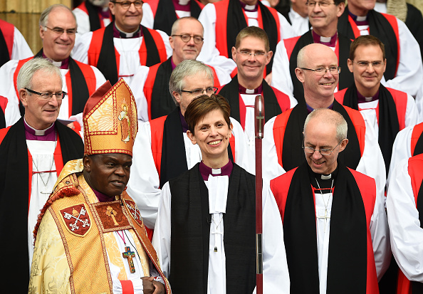 John Sentamu「First Female Bishop Consecrated At York Minster」:写真・画像(9)[壁紙.com]