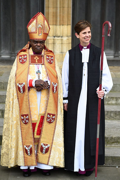 John Sentamu「First Female Bishop Consecrated At York Minster」:写真・画像(19)[壁紙.com]