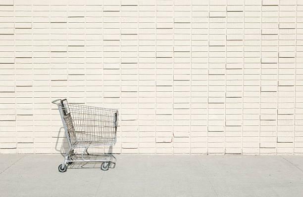Abandoned Shopping Cart:スマホ壁紙(壁紙.com)