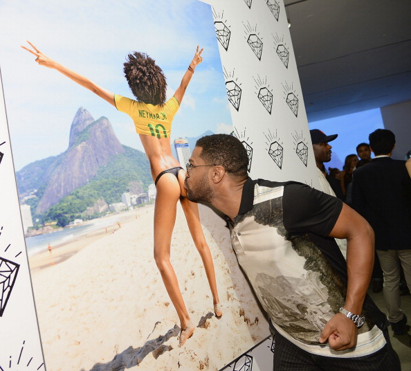 Photography Themes「GQ And Ben Watts Photo Exhibition Celebrating The June Issue And The World Cup」:写真・画像(10)[壁紙.com]