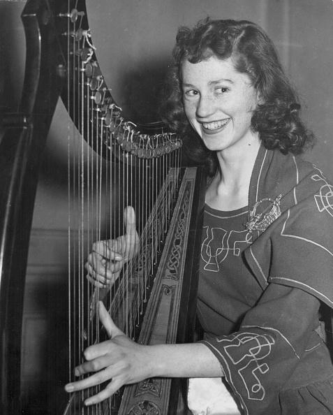 楽器「Mary O'Hara」:写真・画像(7)[壁紙.com]