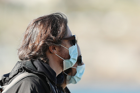 Human Face「Sydneysiders Urged To Wear Face Masks In Public To Avoid Community COVID-19 Transmissions」:写真・画像(12)[壁紙.com]