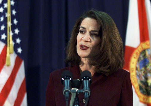 Tallahassee「Florida Secretary of State Katherine Harris Briefs Reporters」:写真・画像(14)[壁紙.com]