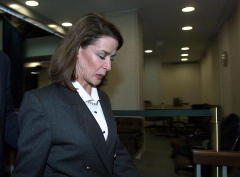 Florida - US State「Florida Secretary of State Katherine Harris Talks to The Press」:写真・画像(10)[壁紙.com]