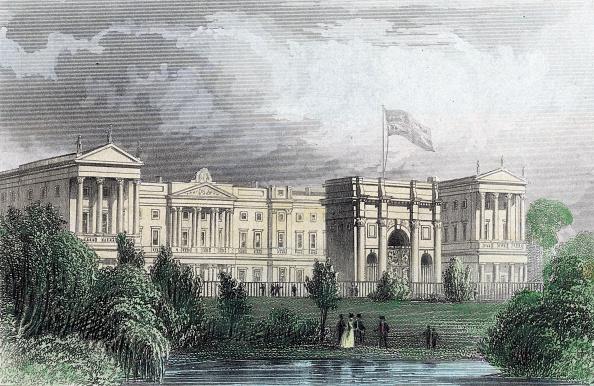 Buckingham Palace「Buckingham Palace」:写真・画像(16)[壁紙.com]