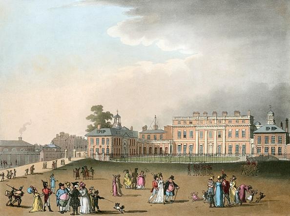 Outdoors「Buckingham Palace」:写真・画像(7)[壁紙.com]