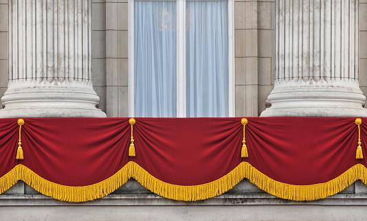 Royalty「Buckingham Palace Balcony」:スマホ壁紙(19)