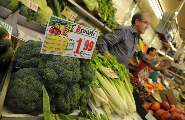 Broccoli「Fresh Produce Is Bought And Sold At The Local Markets Despite Ecoli Crisis」:写真・画像(15)[壁紙.com]