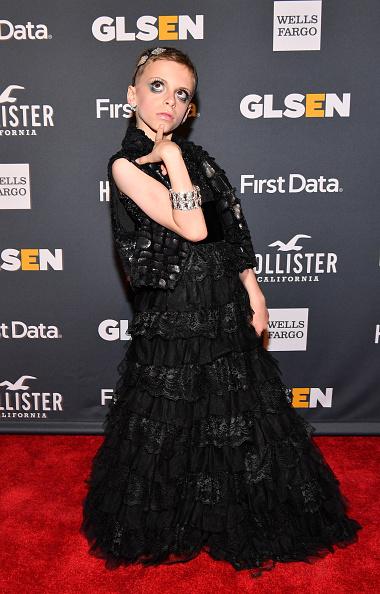胸を打つ「GLSEN 2018 Respect Awards - New York - Arrivals」:写真・画像(5)[壁紙.com]