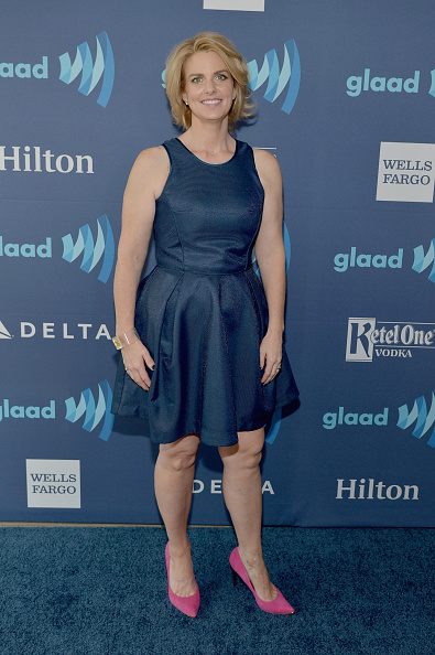 Pink Shoe「Red Carpet - 26th Annual GLAAD Media Awards」:写真・画像(8)[壁紙.com]