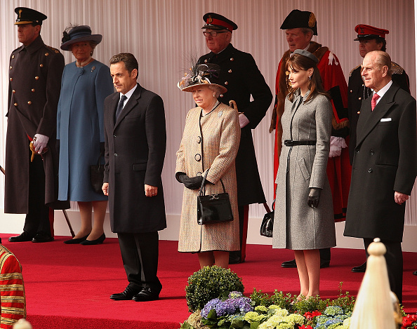 Beret「Official Welcome Ceremony For President Sarkozy」:写真・画像(5)[壁紙.com]
