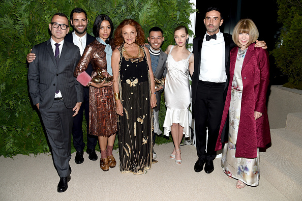 勝つ「12th Annual CFDA/Vogue Fashion Fund Awards - Inside」:写真・画像(19)[壁紙.com]