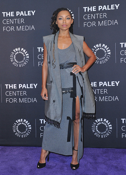 "Logan Browning「The Paley Center For Media Presents: An Evening With ""Dear White People"" - Arrivals」:写真・画像(19)[壁紙.com]"