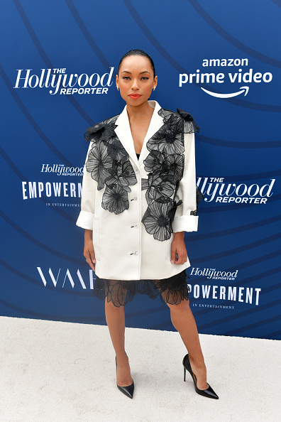 Logan Browning「The Hollywood Reporter's Empowerment In Entertainment Event 2019 - Arrivals」:写真・画像(14)[壁紙.com]