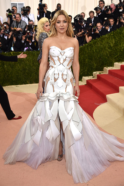 "Textured「""Manus x Machina: Fashion In An Age Of Technology"" Costume Institute Gala - Arrivals」:写真・画像(12)[壁紙.com]"