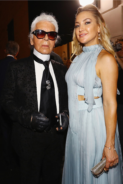スクエア「Fendi Roma 90 Years Anniversary - Front Row」:写真・画像(9)[壁紙.com]