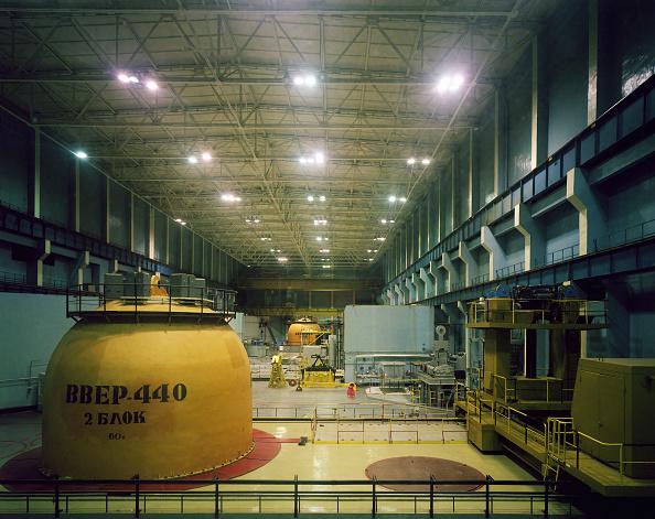Finance and Economy「Nuclear power plant, old reactor, Kozlodui, Bulgaria」:写真・画像(2)[壁紙.com]