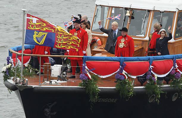 Diamond Jubilee - Thames River Pageant:ニュース(壁紙.com)