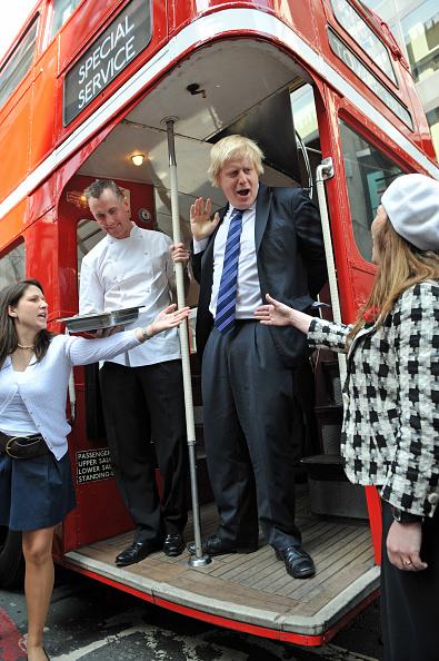 Holiday - Event「London Mayor Boris Johnson On St George's Day」:写真・画像(12)[壁紙.com]
