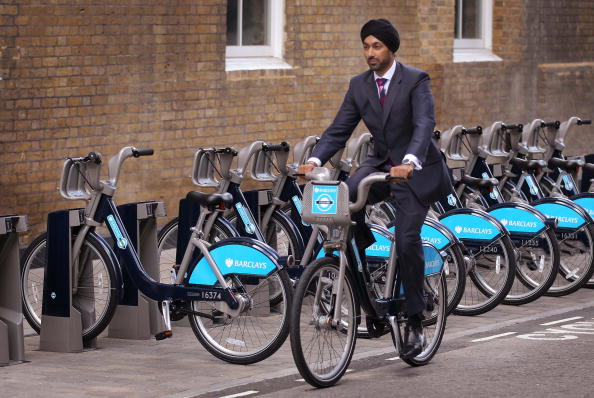 Advice「The First Docking Station For London's Cycle Hire Scheme Goes Live」:写真・画像(9)[壁紙.com]