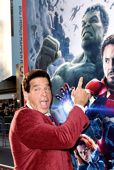 "Awe「Premiere Of Marvel's ""Avengers: Age Of Ultron"" - Red Carpet」:写真・画像(16)[壁紙.com]"