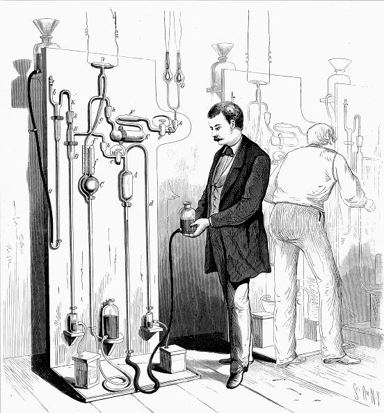 Light Bulb「Making Edison light bulbs, 1880.」:写真・画像(19)[壁紙.com]