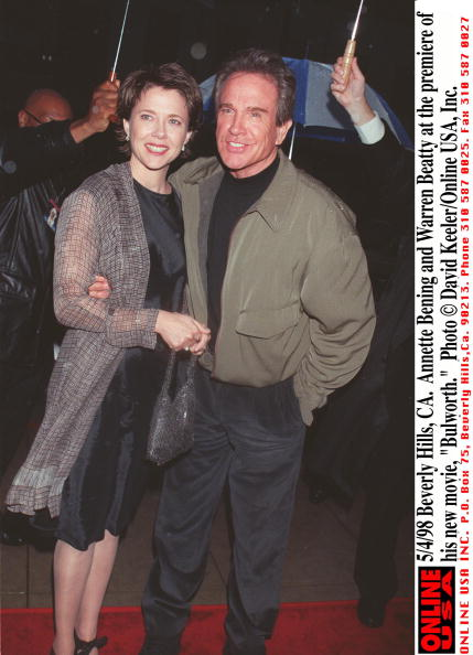 David Keeler「Annette Bening And Warren Beatty At The Premiere Of His New Movie Bulwor」:写真・画像(19)[壁紙.com]