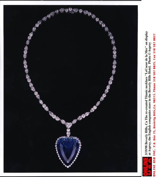 The Re Created Titanic Necklace Le Coeur De La Mer:ニュース(壁紙.com)