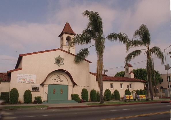 Dan Callister「05/11/99. Beverly Hills, CA. The Kabbalah Centre on Robertson Blvd in Beverly Hills. Picture by DAN 」:写真・画像(2)[壁紙.com]