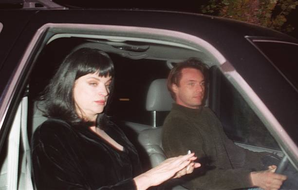 Kirstie Alley Sporting A Wig With Her Boyfriend James Wilder At Spago F:ニュース(壁紙.com)