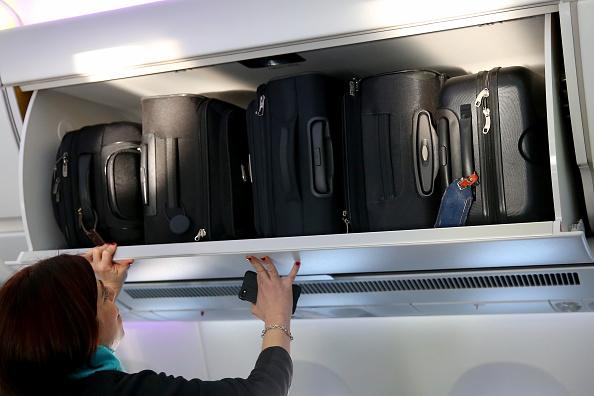 Passenger Cabin「Lufthansa And Airbus Present New A350 Passenger Plane」:写真・画像(16)[壁紙.com]