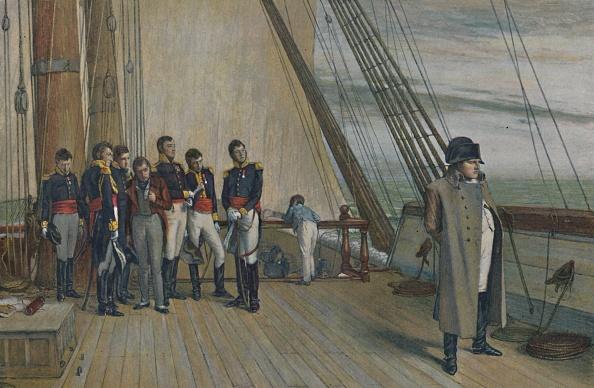 Surrendering「Napoleon On Board HMS Bellerophon」:写真・画像(18)[壁紙.com]