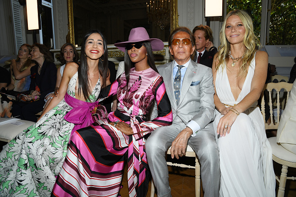 Front Row「Valentino : Front Row - Paris Fashion Week - Haute Couture Fall/Winter 2019/2020」:写真・画像(14)[壁紙.com]