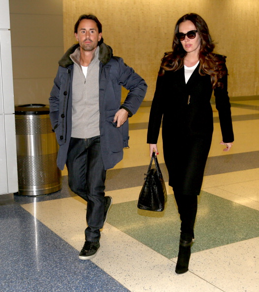 Kennedy Airport「Celebrity Sightings In New York - December 1, 2013」:写真・画像(14)[壁紙.com]