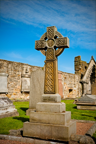 Praying「Celtic Cross」:スマホ壁紙(3)