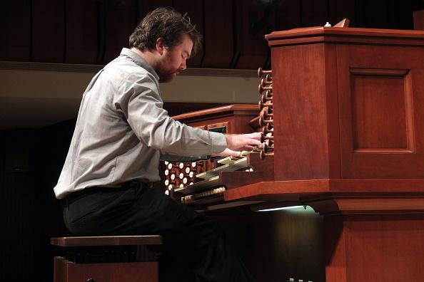 Paul Hall - Juilliard「Juilliard Organists」:写真・画像(8)[壁紙.com]