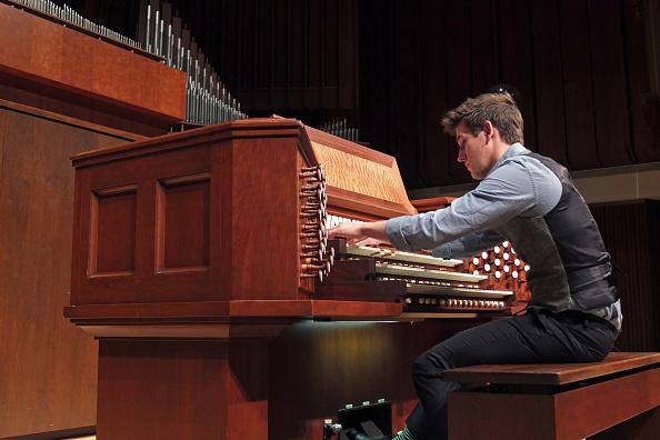 Paul Hall - Juilliard「Juilliard Organists」:写真・画像(10)[壁紙.com]