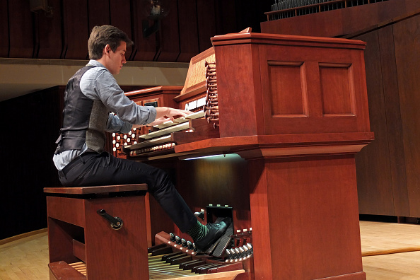 Paul Hall - Juilliard「Juilliard Organists」:写真・画像(11)[壁紙.com]