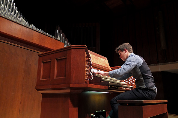 Paul Hall - Juilliard「Juilliard Organists」:写真・画像(1)[壁紙.com]