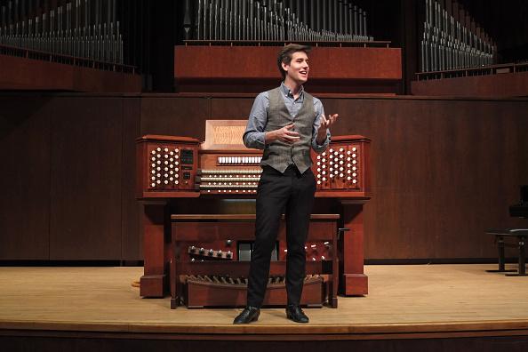 Paul Hall - Juilliard「Juilliard Organists」:写真・画像(9)[壁紙.com]