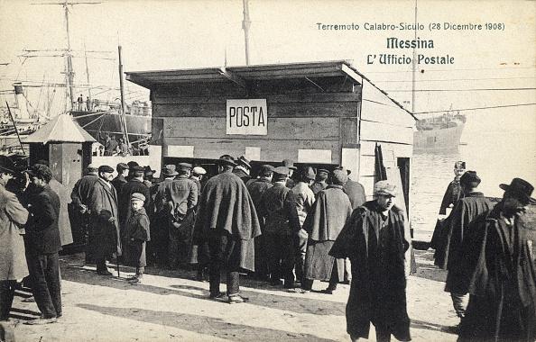 Small Office「CALABRO-SICILIAN EARTHQUAKE」:写真・画像(4)[壁紙.com]