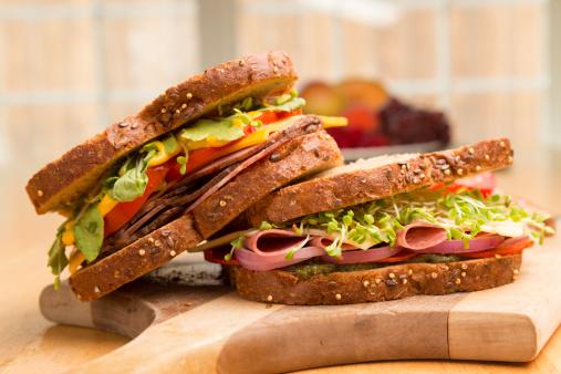 Sandwich「Gourmet Sandwiches」:スマホ壁紙(6)