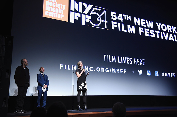 "Lighting Equipment「54th New York Film Festival - ""Bright Lights"" Intro and Q&A」:写真・画像(14)[壁紙.com]"