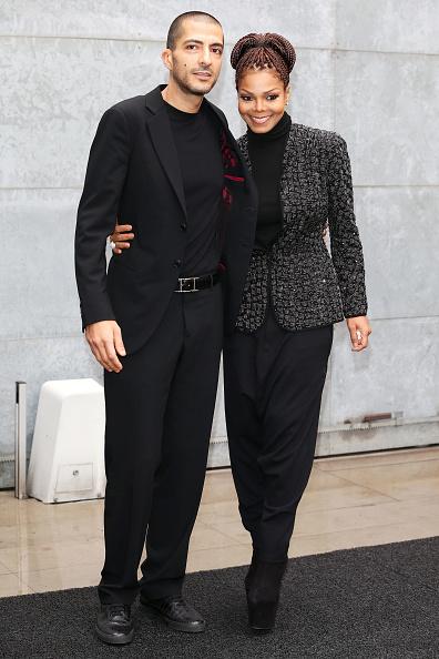 Janet Jackson「Giorgio Armani - Front Row - MFW F/W 2013」:写真・画像(12)[壁紙.com]