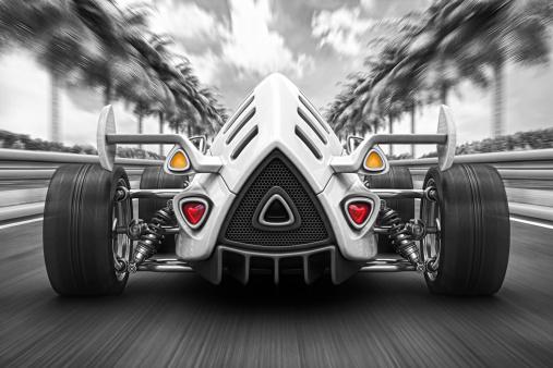 Hot Rod Car「exotic racecar」:スマホ壁紙(4)